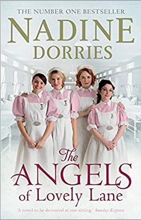 ANGELS OF LOVELY LANE - Nadine Dorries