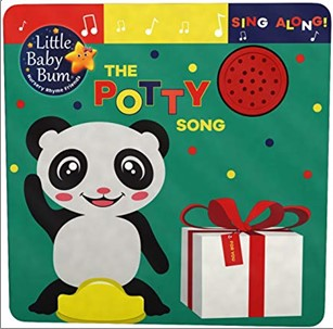 LITTLE BABY BUM   THE POTTY SONG SOUND BOOK