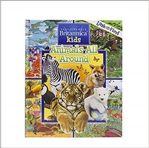 ENCYCLOPEDIA BRITANNICA KIDS | ANIMALS ALL AROUND