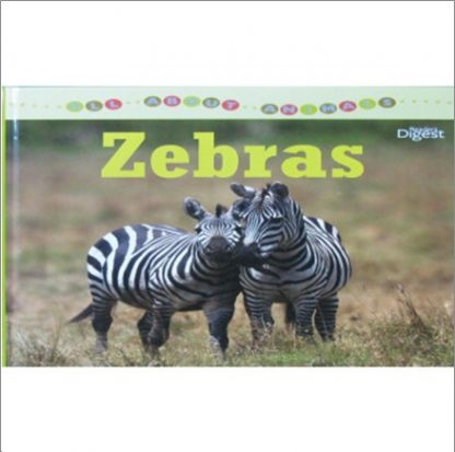 ALL ABOUT ANIMALS | ZEBRA