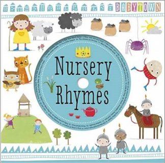 BABYTOWN | NURSERY RHYMES BOOK AND CD