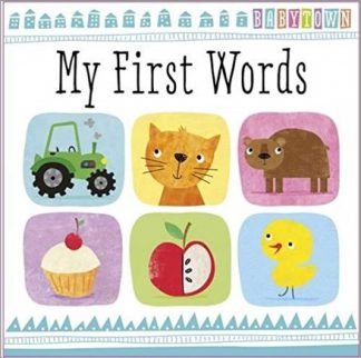 BABYTOWN | MY FIRST WORDS