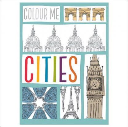 COLOUR ME | CITIES