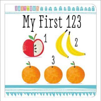 BABYTOWN | MY FIRST 1 2 3