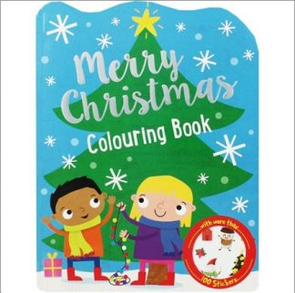 MERRY CHRISTMAS COLOURING BOOK