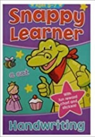 SNAPPY LEARNER | HANDWRITING | AGES 5-7