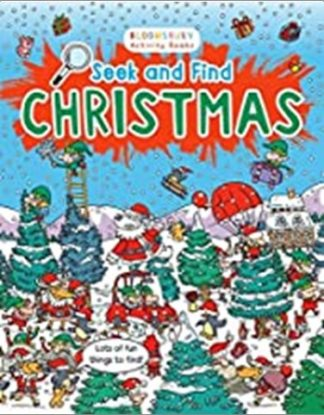 BLOOMSBURY ACTIVITY BOOKS | SEEK AND FIND | CHRISTMAS