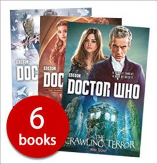 BBC | DOCTOR WHO | SIX BOOK PACK