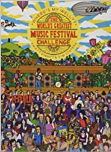 WHERE'S MY WELLY? | THE WORLD'S GREATEST MUSIC FESTIVAL CHALLENGE