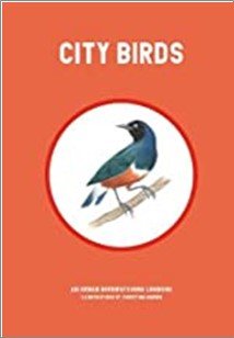 CITY BIRDS | AN URBAN BIRDWATCHING LOGBOOK