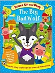 DRESS UP AND PLAY | THE BIG BAD WOLF