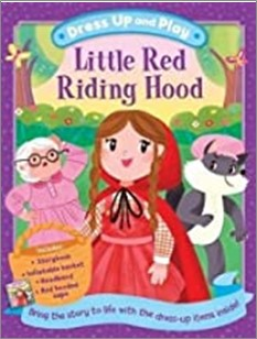 DRESS UP AND PLAY | LITTLE RED RIDING HOOD