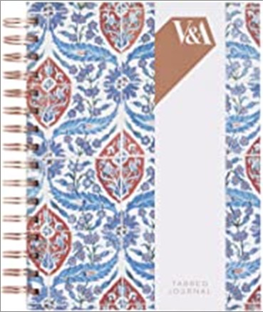 V&A | THE A5 TABBED NOTEBOOK