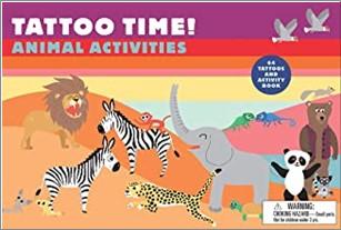 TATTOO TIME!   ANIMAL ACTIVITIES