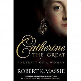 CATHERINE THE GREAT | PORTRAIT OF A WOMAN