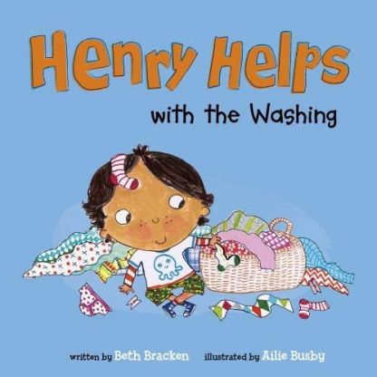 HENRY HELPS | WITH THE WASHING