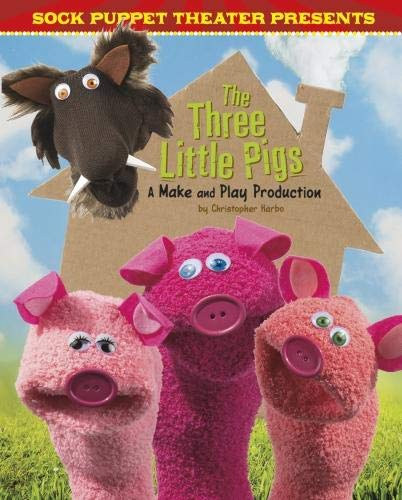 SOCK PUPPET THEATRE PRESENTS | THE THREE LITTLE PIGS