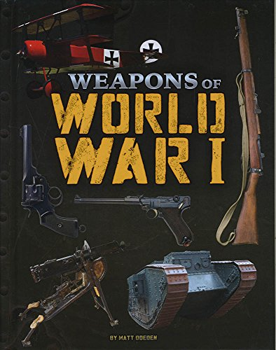 WEAPONS OF | WORLD WAR I