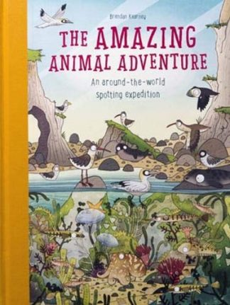 AMAZING ANIMAL ADVENTURE | AN AROUND-THE-WORLD SPOTTING EXPEDITION