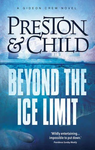 BEYOND THE ICE LIMIT - Preston & Child