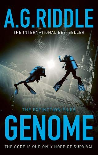 GENOME - A.G. Riddle