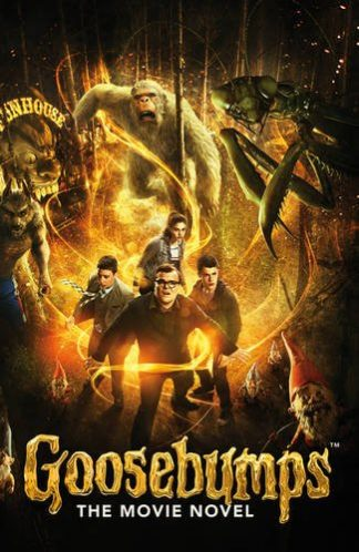 GOOSEBUMPS | THE MOVIE NOVEL
