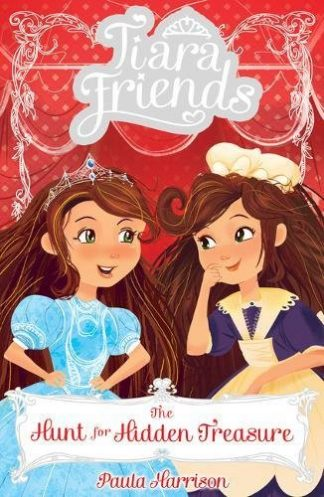TIARA FRIENDS | THE HUNT FOR HIDDEN TREASURE
