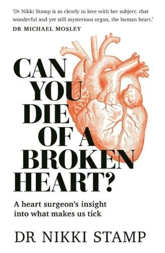 CAN YOU DIE OF A BROKEN HEART? | A HEART SURGEON'S INSIGHT INTO WHAT MAKES US TICK