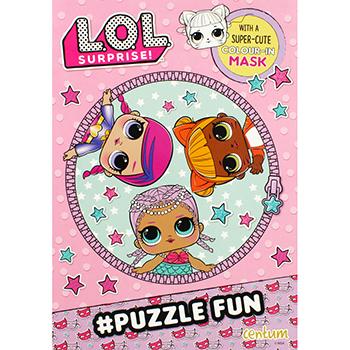 L.O.L. SURPRISE! | #PUZZLE FUN