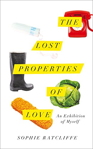 LOST PROPERTIES OF LOVE | AN EXPRESSION OF MYSELF