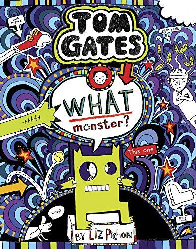 TOM GATES | WHAT MONSTER?