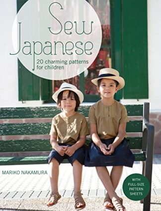 SEW JAPANESE | 20 CHARMING PATTERNS FOR CHILDREN