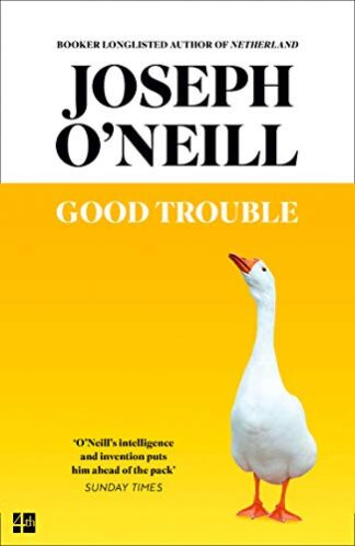 GOOD TROUBLE - Joseph O'Neill