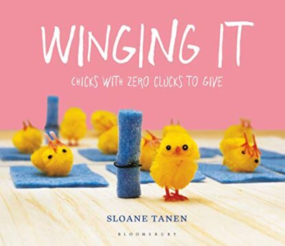 WINGING IT | CHICK WITH ZERO CLUCKS TO GIVE