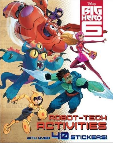 DISNEY BIG HERO 6 | ROBOT-TECH ACTIVITIES