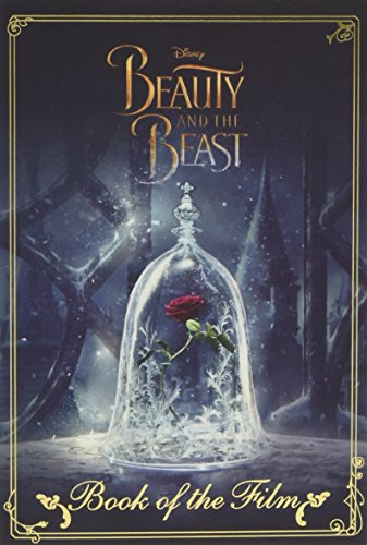 DISNEY BEAUTY & THE BEAST   BOOK OF THE FILM