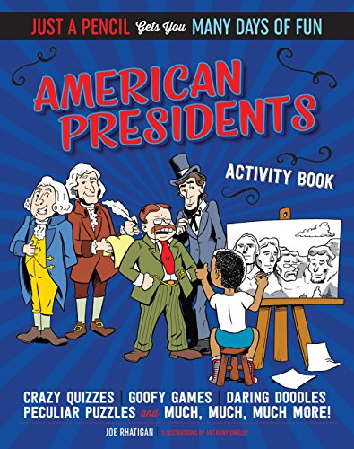 AMERICAN PRESIDENTS ACTIVITY BOOK