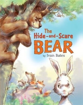 HIDE-AND-SCARE BEAR