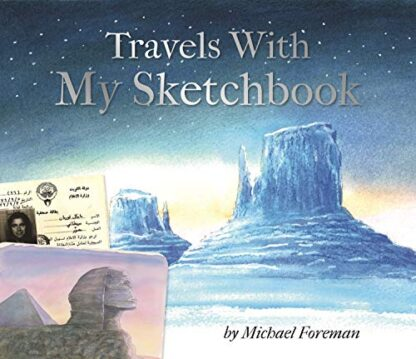 TRAVELS WITH MY SKETCHBOOK