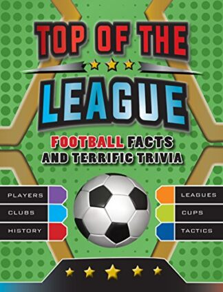 TOP OF THE LEAGUE | FOOTBALL FACTS AND TERRIFIC TRIVIA
