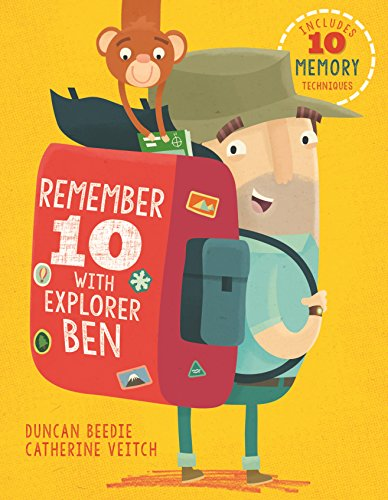 REMEMBER 10 WITH EXPLORER BEN | INCLUDES 10 MEMORY TECHNIQUES