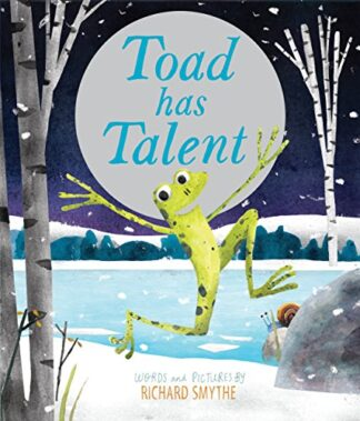 TOAD HAS TALENT (H/B)
