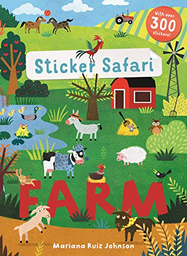 STICKER SAFARI | FARM