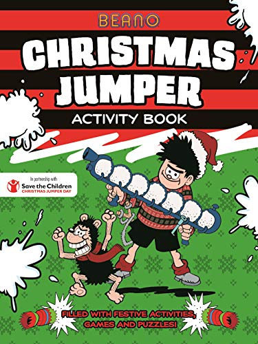 BEANO | CHRISTMAS JUMPER | ACTIVITY BOOK