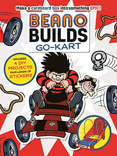 BEANO BUILDS | GO-KART
