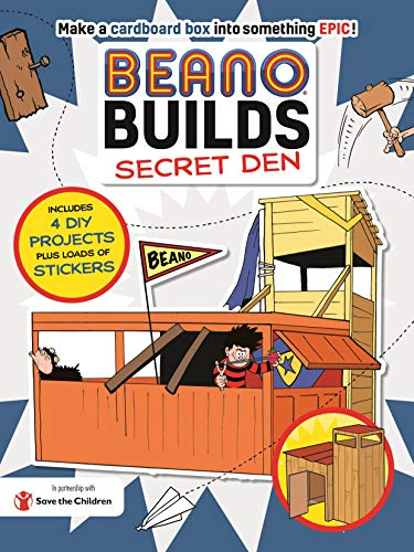 BEANO BUILDS | SECRET DEN