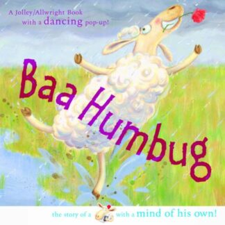 BAA HUMBUG | THE STORY OF A SHEEP WITH A MIND OF HIS OWN!