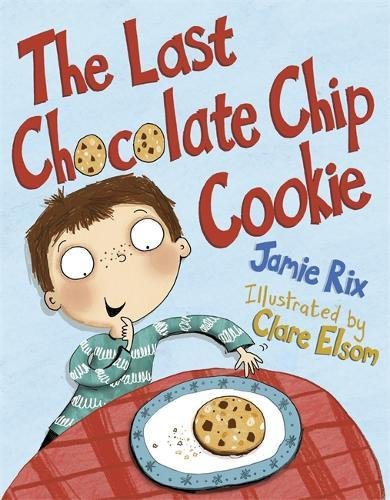 LAST CHOCOLATE CHIP COOKIE
