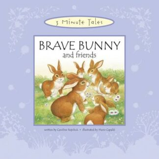 3 MINUTE TALES | BRAVE BUNNY AND FRIENDS