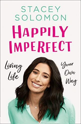 STACEY SOLOMON - HAPPILY IMPERFECT - HB